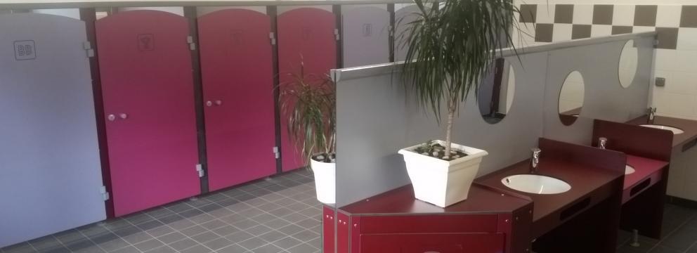 nouveau sanitaire